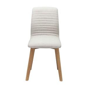 Biela stolička Kare Design Lara