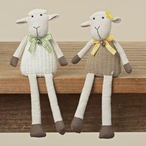 Sada 2 dekorácií Sheep Maja
