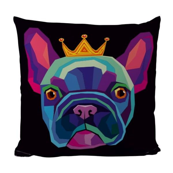 Vankúš King Dog, 50x50 cm