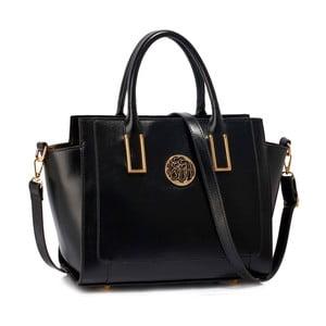 Čierna kabelka L & S Bags Prey