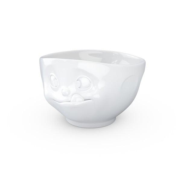 Biela porcelánová miska na sladkosti 58products