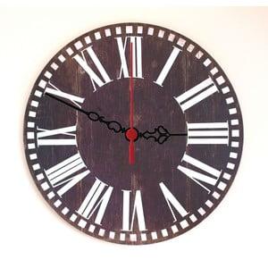 Nástenné hodiny Old Film, 30 cm