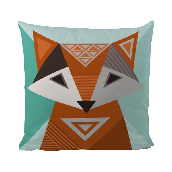 Vankúš Geometric Fox, 50x50 cm