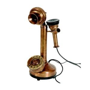 Dekoratívny telefón Antic Line Rusty