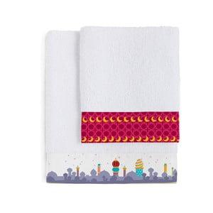 Sada 2 uterákov Aladdin, 50x100 cm a 70x140 cm