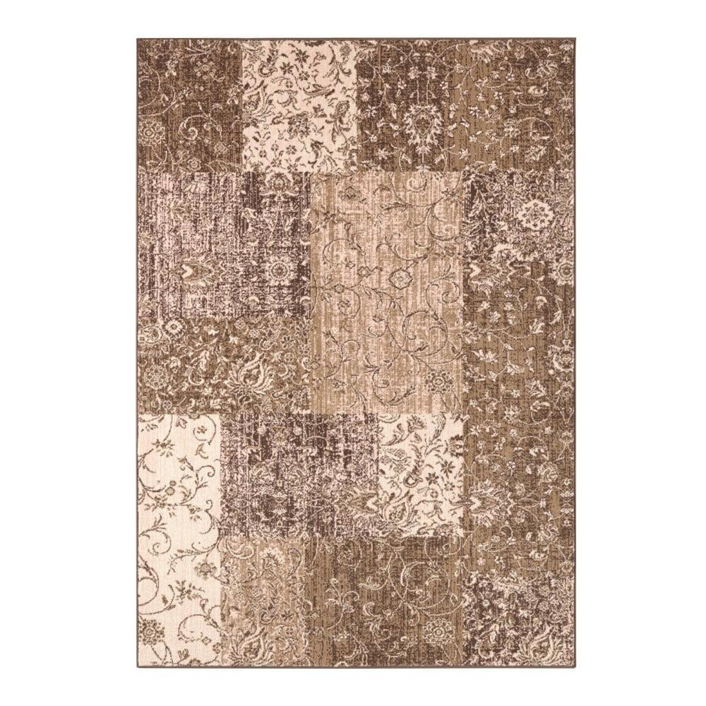 Hnedý koberec Hanse Home Celebration Murro, 80 x 150 cm