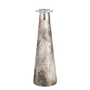 Sklenená váza Conical, výška 30 cm