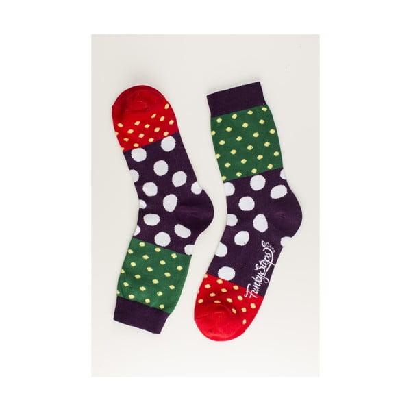 Ponožky Funky Steps Valčík, univerzálna veľkosť