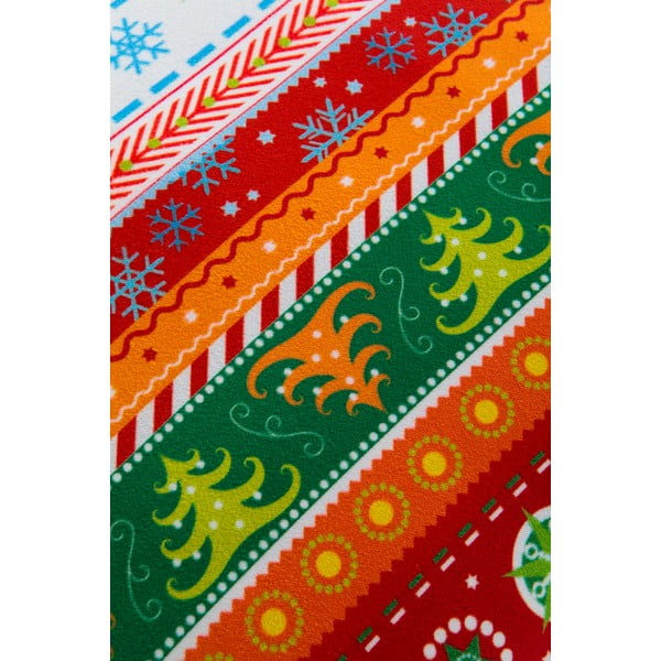 Vankúš s výplňou Christmas V3, 45 x 45 cm