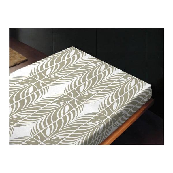 Neelastická posteľná plachta Laise Sabanas, 180x260 cm