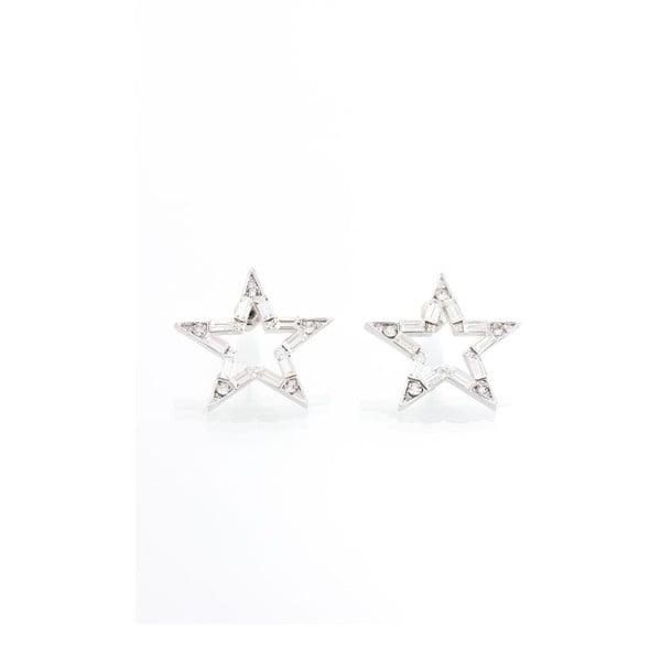 Náušnice so Swarovski krištáľmi Yasmine Stars