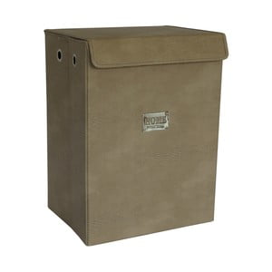 Hnedý úložný box Tomasucci Milla, veľký