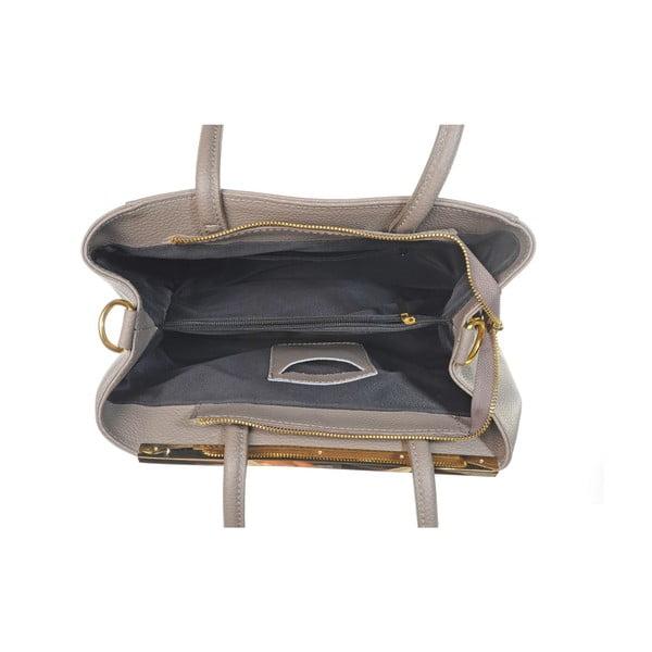Kožená kabelka Como Grey