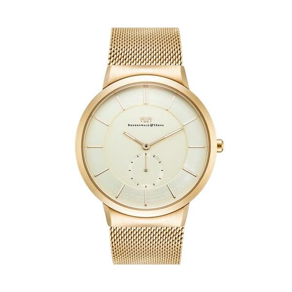 Pánske hodinky Rhodenwald&Söhne Trademaster Slim Gold