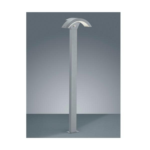 Záhradné stojacie svetlo s pohybovým čidlom Ohio Titanium, 100 cm