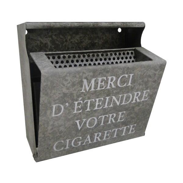 Nástenný popolník Cigarette