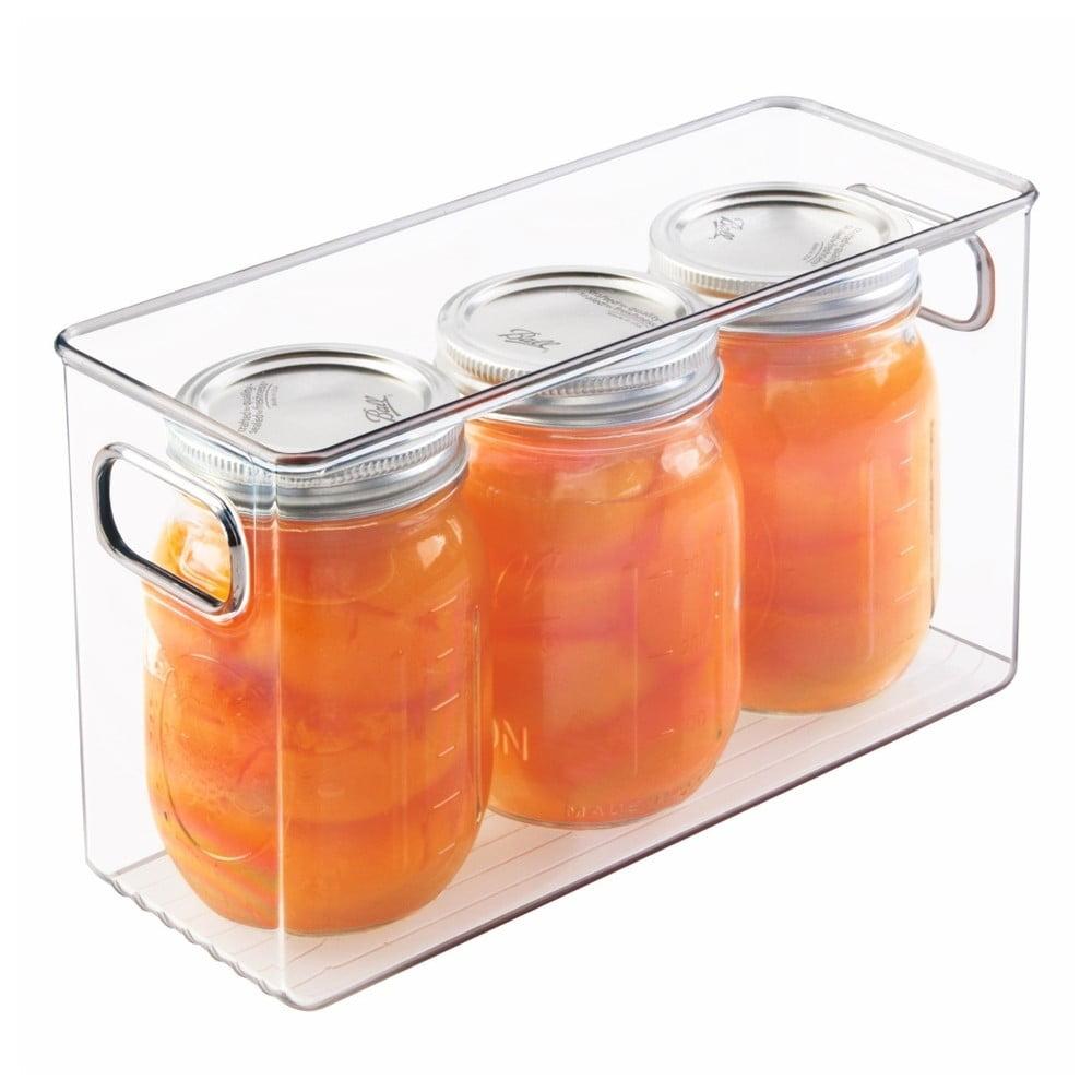 Veľký úložný box do chladničky iDesign Fridge Pantry