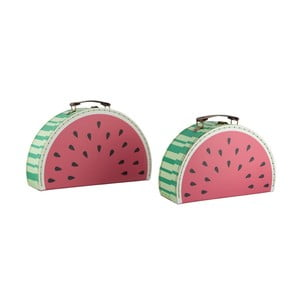 Sada 2 kufríkov Sass & Belle Watermelon