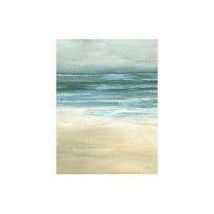 Obraz Tranquil Sea II, 60x80 cm