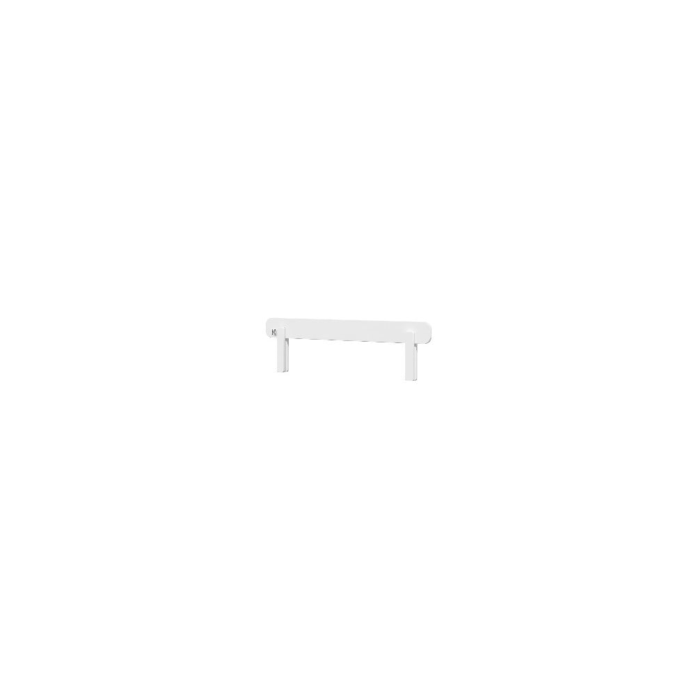 Biela zábrana do detskej postele BELLAMY Unibar