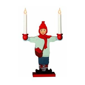 Svietiaca dekorácia Pojke