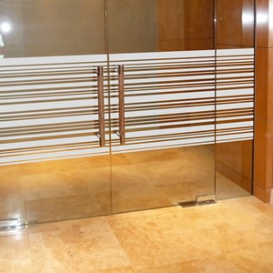 Samolepka Fanastick Lignes Horizontales, 200 x 55 cm