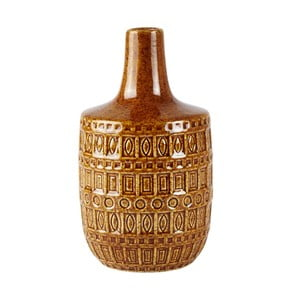 Váza KJ Collection Ceramic Brown