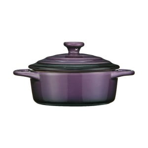 Zapekacia misa Purple Stoneware, 600 ml