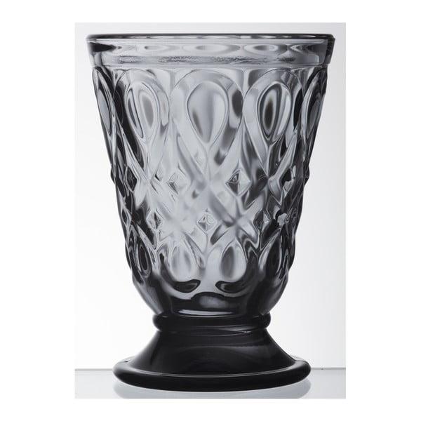 Antracitový pohár La Rochère Lyonnais, objem 200ml