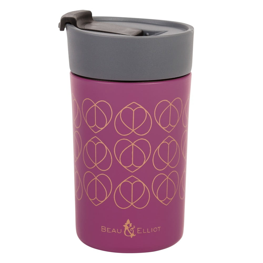 Ružový termohrnček Navigate Orchid, 300 ml
