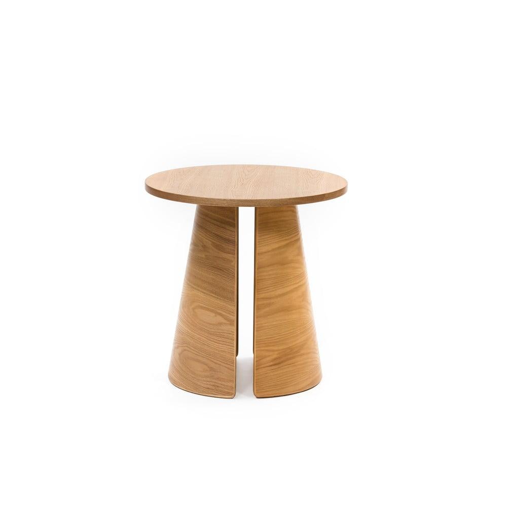 Odkladací stolík Teulat Cep, ø 50 cm