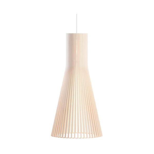 Závesné svietidlo Secto 4200 Birch, 60 cm