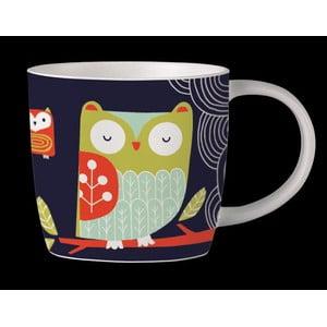 Hrnček z kostného porcelánu Folkland Barn Owl