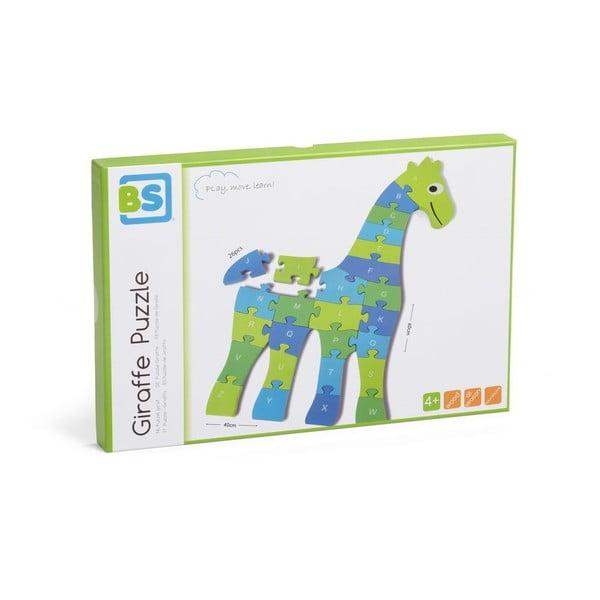 Detské puzzle Giraffe