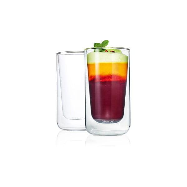 Set pohárov Blomus Latte Macchiato, 2ks