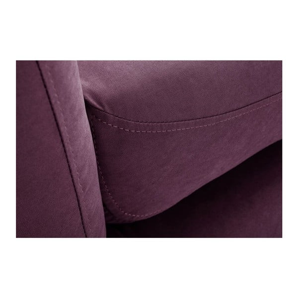 Kreslo Diva Criss Cross Purple