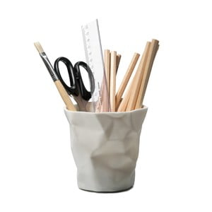 Stojan na ceruzky Essey Pen Pen White