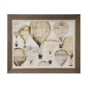 Obraz v ráme Ixia Balloons