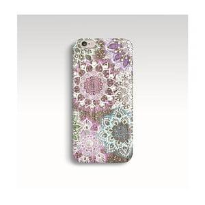 Obal na telefón Wood Mandala Color pre iPhone 6/6S