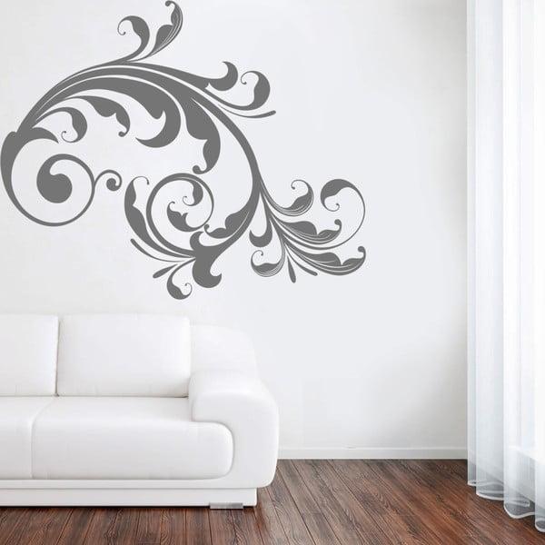 Dekoratívna samolepka na stenu Floral
