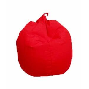 Červený sedací vak Evergreen Houso Trendy