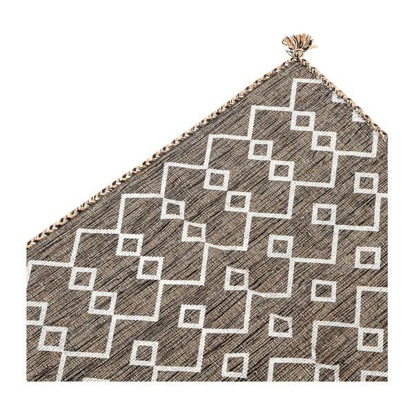 Ručne  tkaný koberec Kilim Elegant 52, 110x60 cm