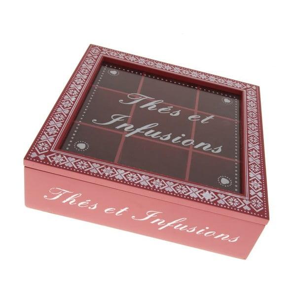 Krabička na čaj Antic Line Infusions