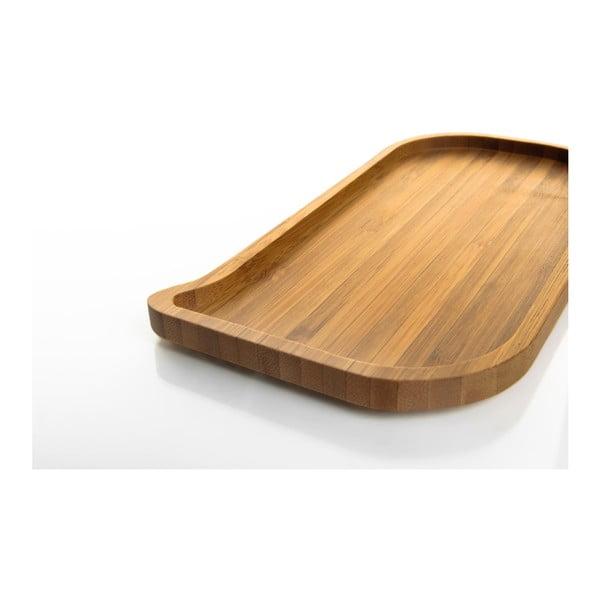 Bambusový servírovací podnos Locco