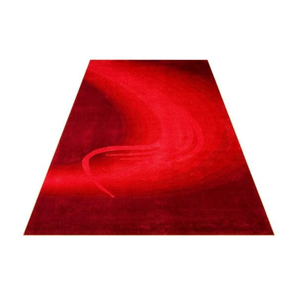 Ručne tkaný koberec San Marino, 120x180 cm, červený
