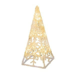 Svietiaci kužeľ Best Season Crystal Cone, 30 cm