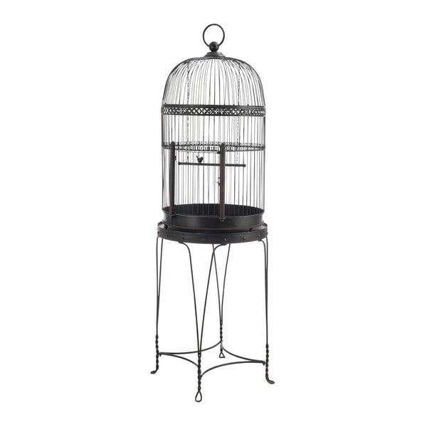 Dekoratívna klietka s vtáčikom
