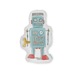 Vankúš Little Nice Things Vintage Robot