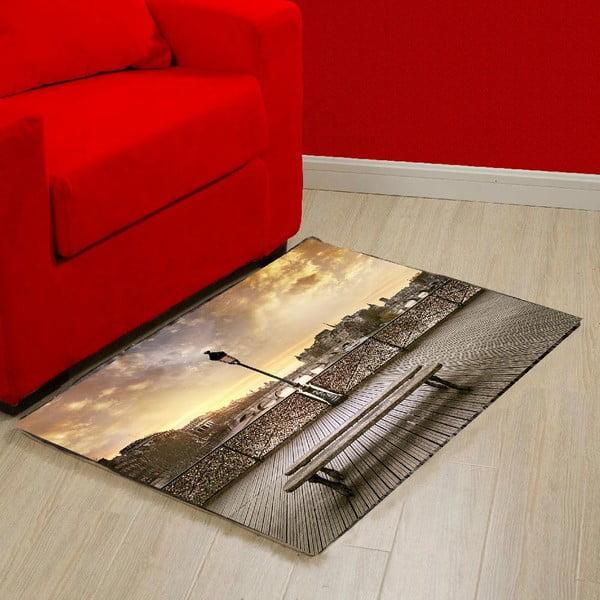 Vinylový koberec Bridge, 52x75 cm