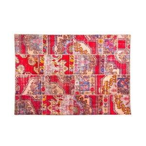 Vlnený koberec Allmode Naturel, 150x80 cm
